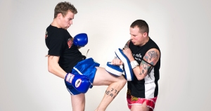 Muay Thai Training in Edmonton